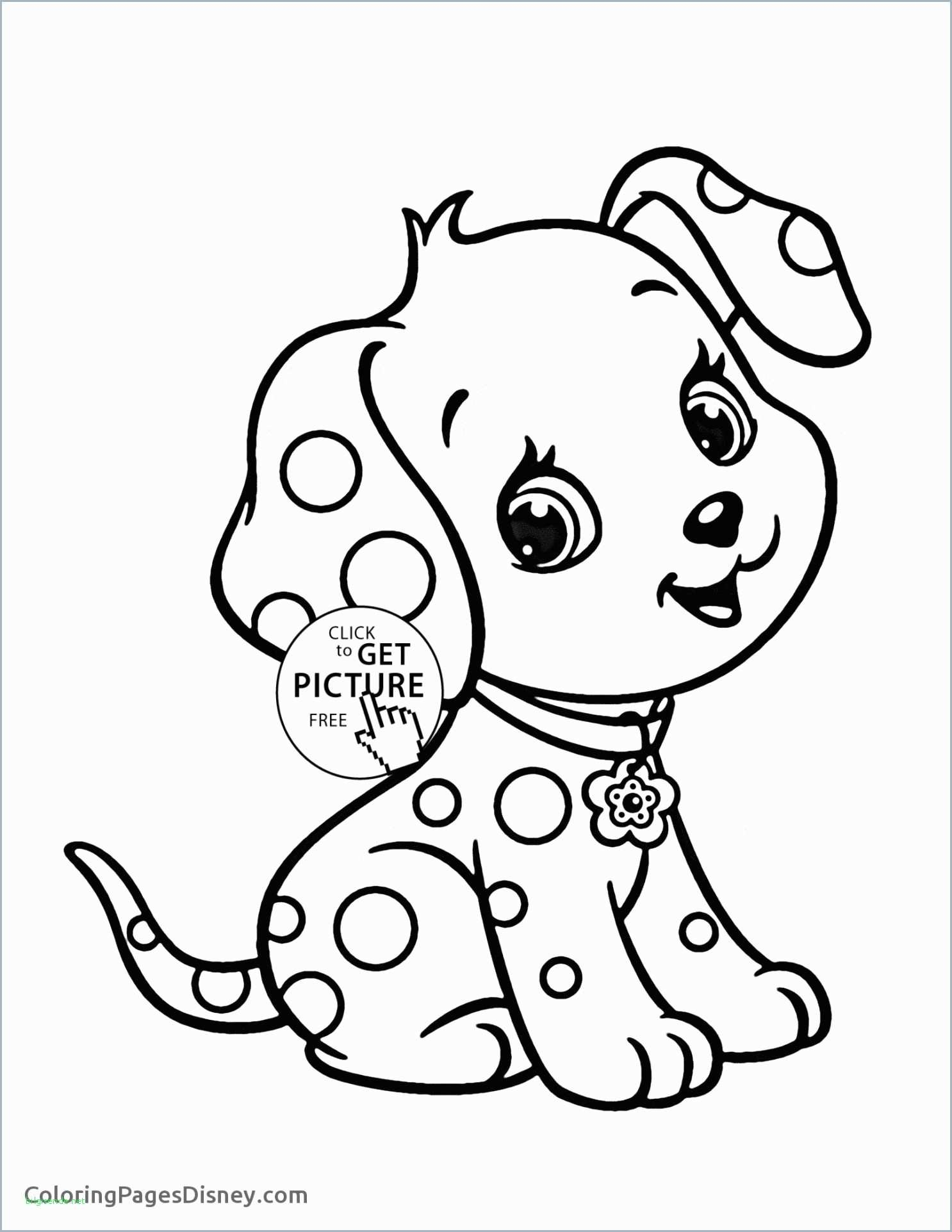 Disney Characters Printable Coloring Pages