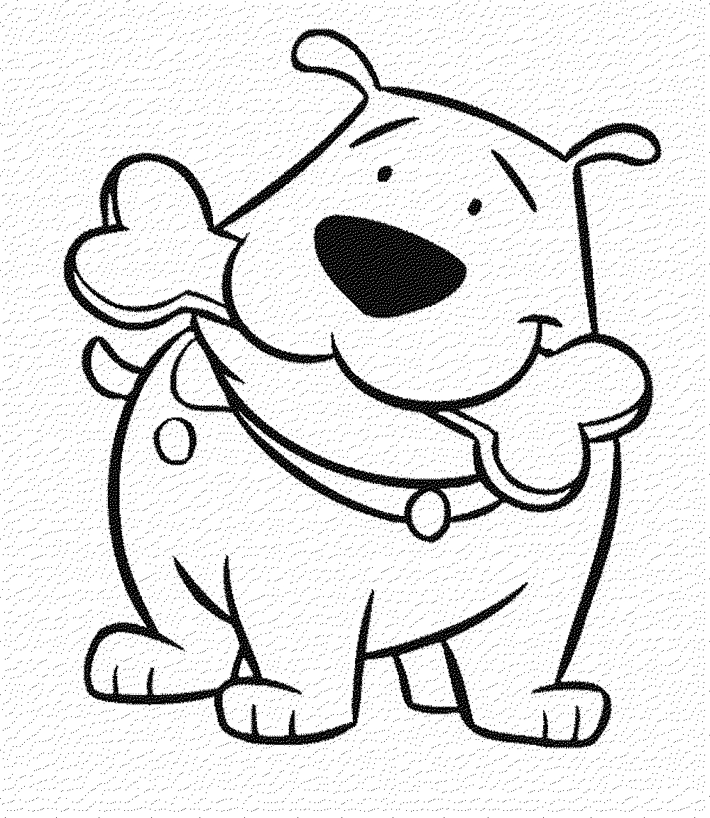 - Dog Coloring Page Biscuit The Dog Coloring Pages Printable Kids