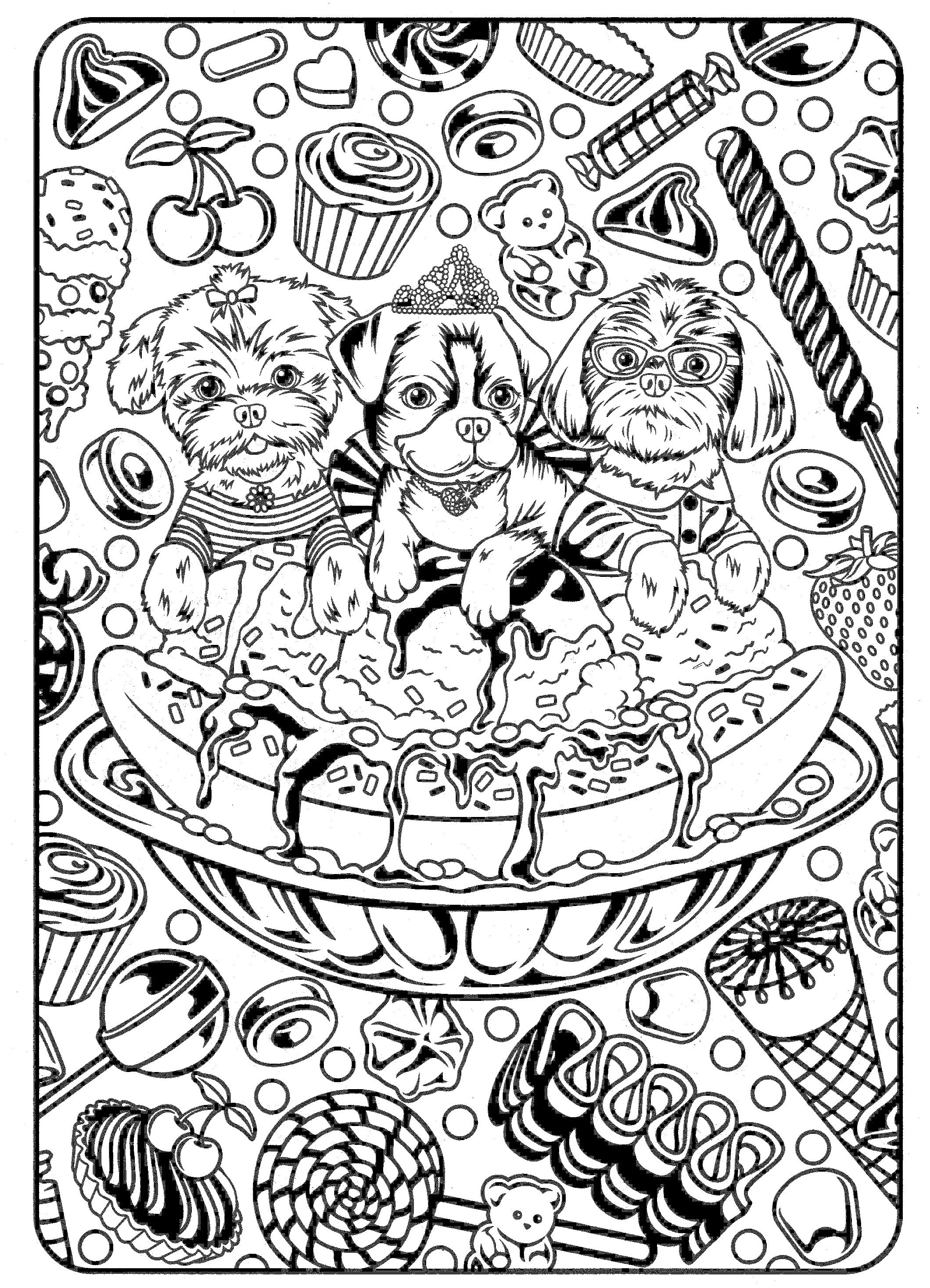 - Doodle Coloring Pages Free Printable Doodle Coloring Pages For