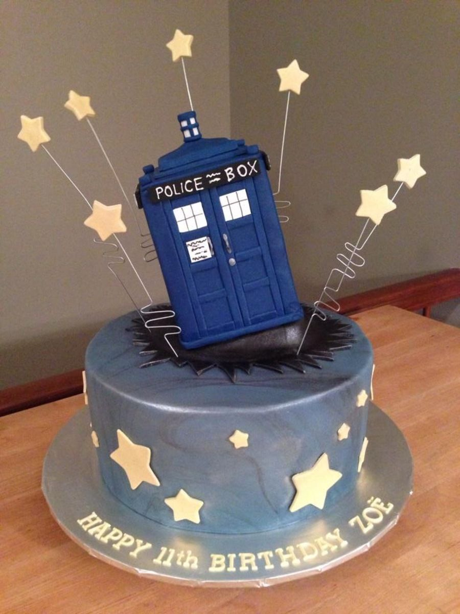 Terrific Dr Who Birthday Cake Dr Who Cake Cake In 2018 Pinterest Cake Dr Funny Birthday Cards Online Chimdamsfinfo