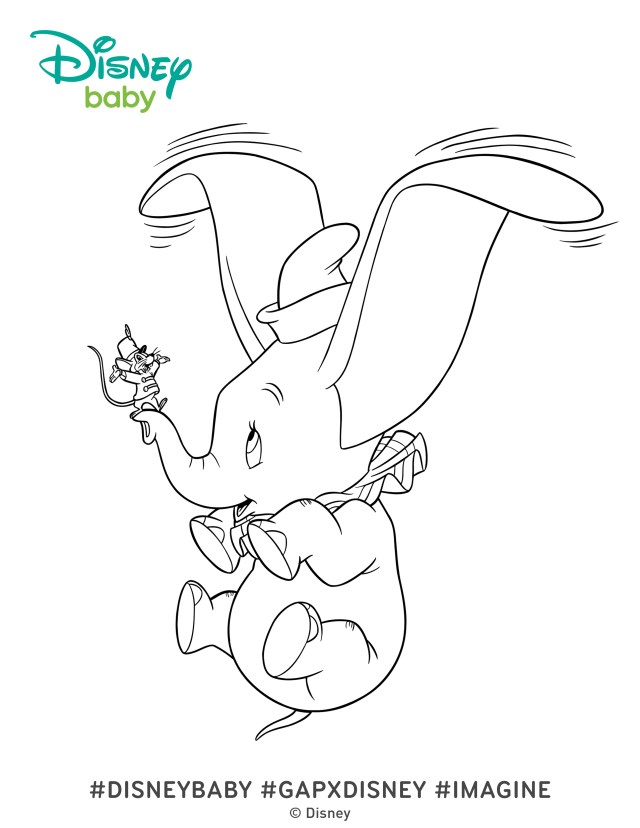 Dumbo Coloring Pages 28 Dumbo Coloring Pages Compilation Free Coloring Pages Part 2