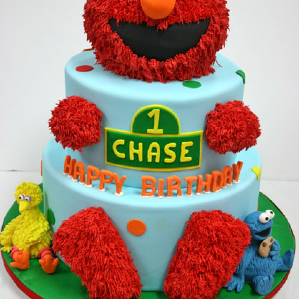 Strange Elmo Birthday Cakes Elmo Birthday Cake Reha Cake Inside Birthday Personalised Birthday Cards Veneteletsinfo