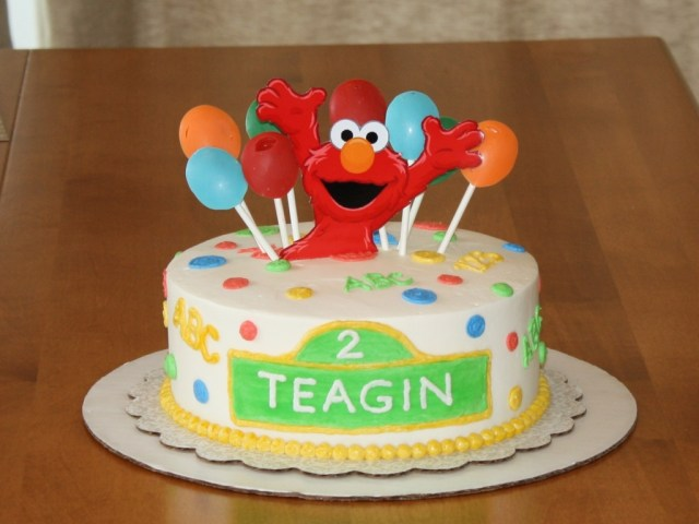 Elmo Birthday Cakes Elmo Cakes Decoration Ideas Little Birthday Cakes