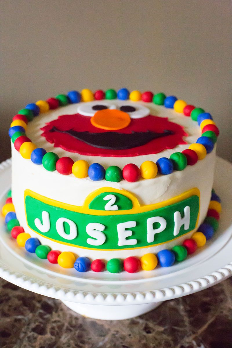 Amazing 27 Creative Photo Of Elmo Birthday Cakes Birijus Com Personalised Birthday Cards Paralily Jamesorg