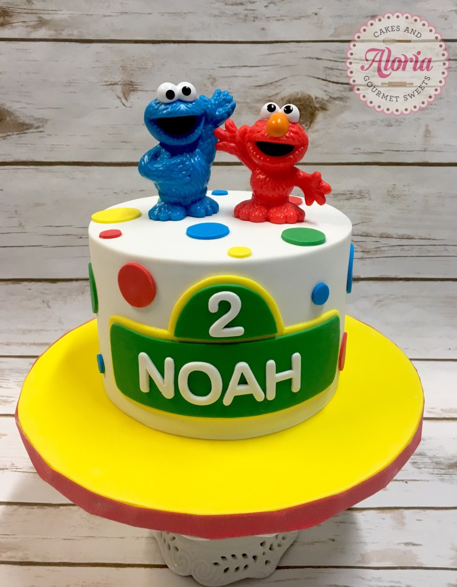 Astonishing Elmo Birthday Cakes Sesame Street Cake Birthday Cake Elmo Cookie Funny Birthday Cards Online Fluifree Goldxyz