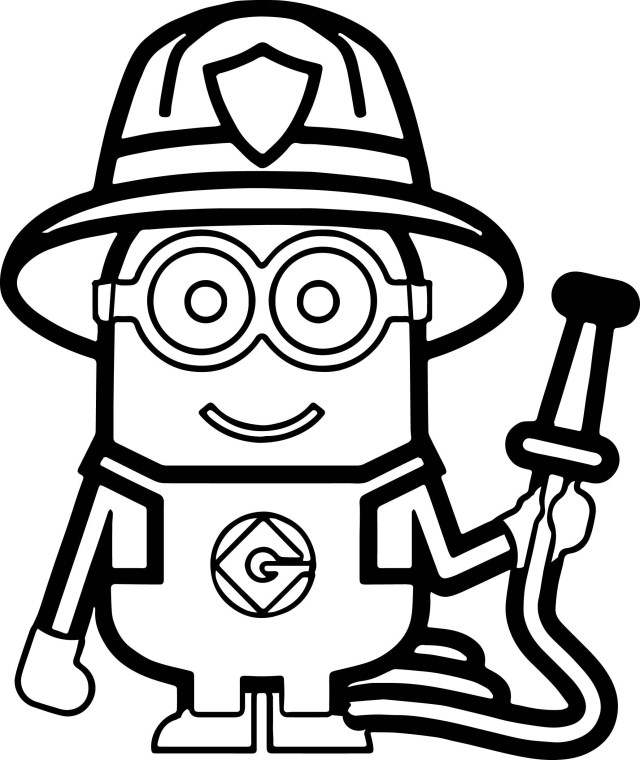 Firefighter Coloring Pages Fire Fighter Coloring Pages 77 At Firefighter Coloring Page