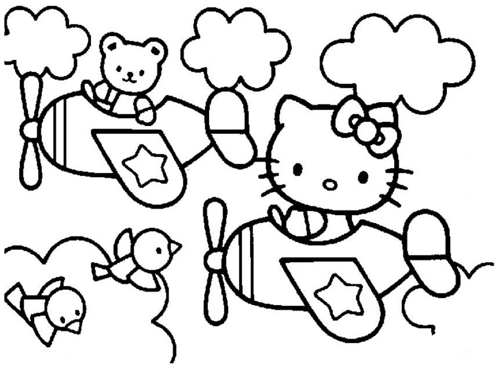 Free Childrens Coloring Pages Free Childrens Coloring Pages ...
