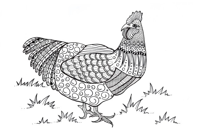 Free Coloring Pages For Adults Free Adult Coloring Pages Happiness Is Homemade