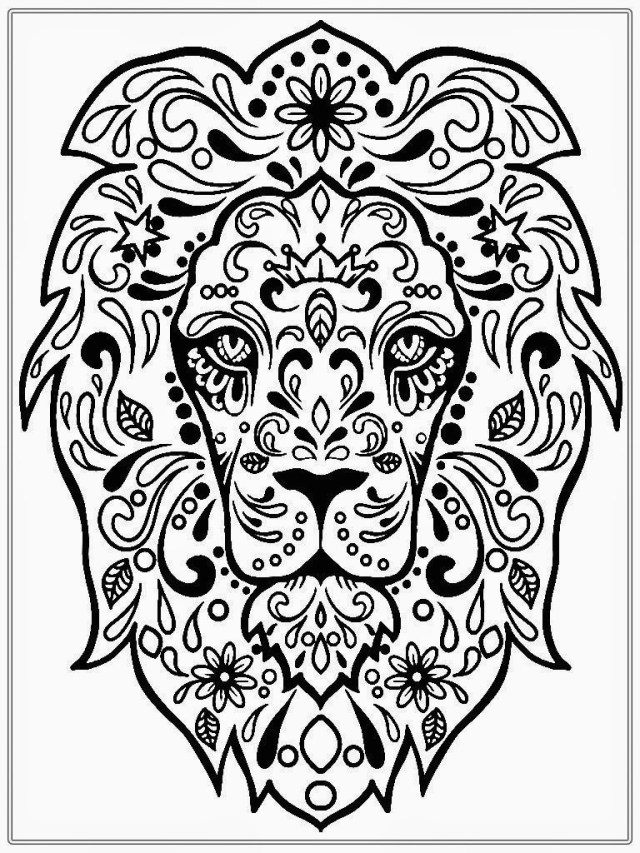 Free Coloring Pages For Adults Free Coloring Pages Adults Art And Abstract Category Image For