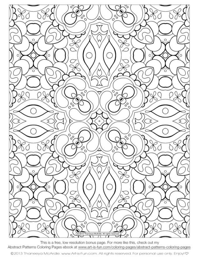 Free Coloring Pages For Adults To Print Free Coloring Pages For Adults Only Sleekads