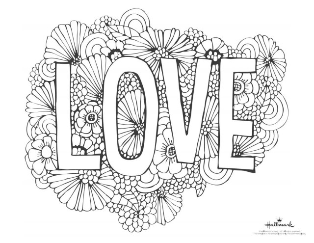 Free Valentines Day Coloring Pages 543 Free Printable Valentines Day Coloring Pages