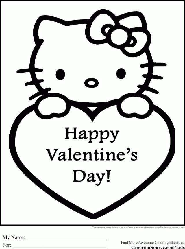 Free Valentines Day Coloring Pages Valentine Coloring Pages To Print Free Valentines Color Epic For Day