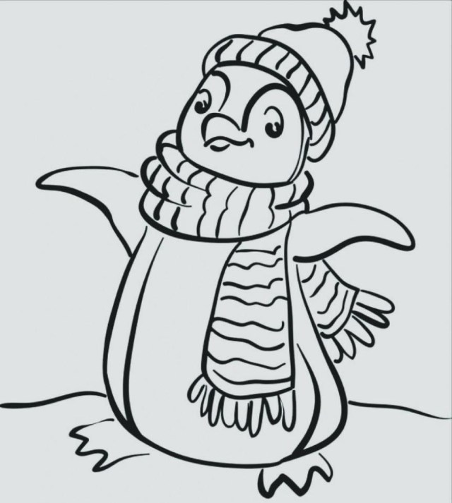 Free Winter Coloring Pages Free Winter Coloring Pages Scene Printable Sheets Monextelco