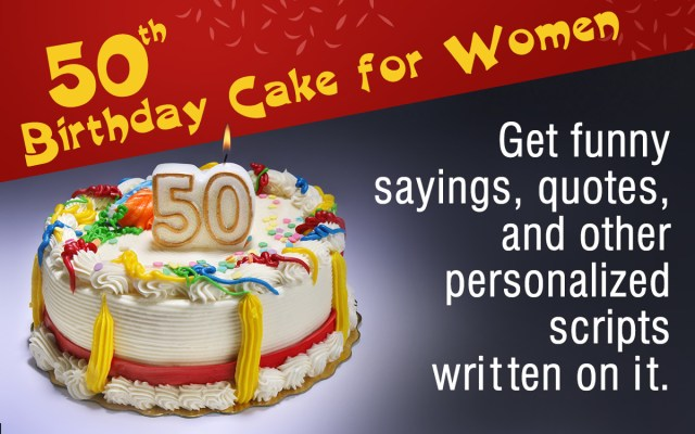 Funny Birthday Cakes For Adults 50th Birthday Cakes For Women Funny Themes To Choose From Pertaining