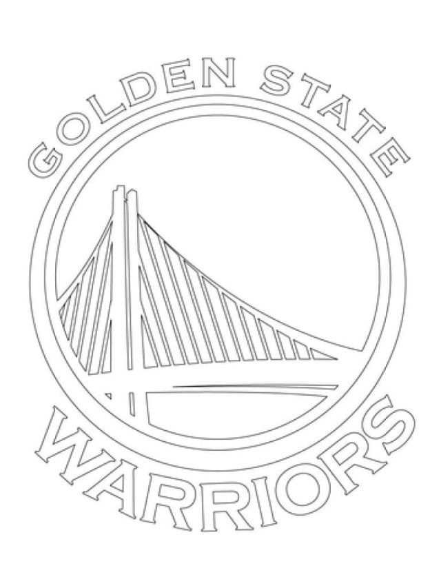 Golden State Warriors Coloring Pages 29 Golden State Warriors Drawing Conventional Stephen Curry Coloring
