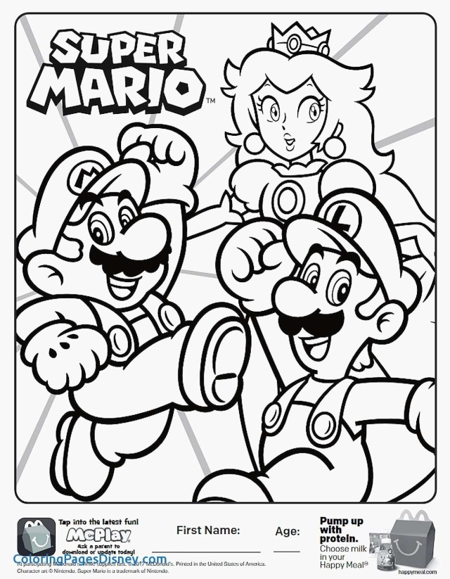 Halloween Coloring Pages Printables Nintendo Characters Coloring Pages Beautiful 24 Halloween Coloring