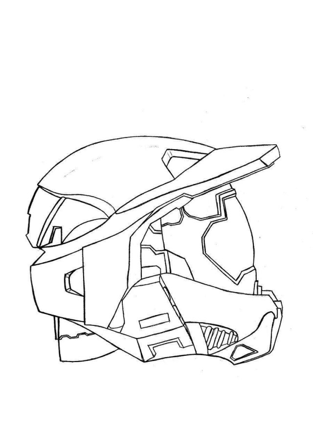 21 Inspired Image Of Halo Coloring Pages Birijus Com