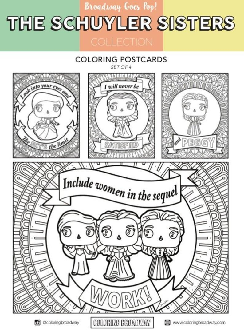 Free Big Sister Coloring Page, Download Free Clip Art, Free Clip ... | 1073x794