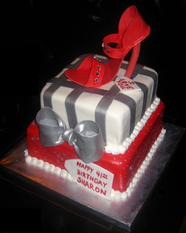 Happy Birthday Shoe Cake Shoe Cake Pictures And Ideas