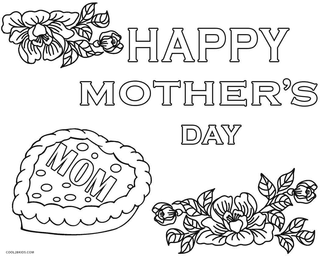photo regarding Mothers Day Coloring Pages Free Printable known as 23+ Charming Graphic of Delighted Moms Working day Coloring Web pages