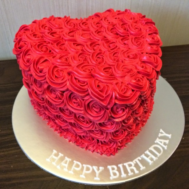 Outstanding 21 Pretty Photo Of Heart Birthday Cake Birijus Com Funny Birthday Cards Online Alyptdamsfinfo