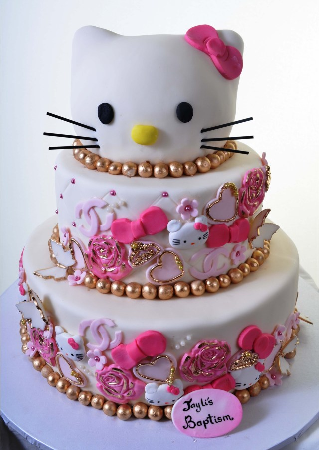 Hello Kitty Birthday Cakes 1316 Hello Kitty Galore In 2018 Kids Cakes Pinterest Hello
