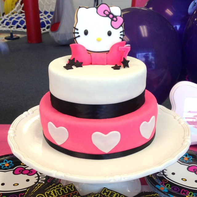 Hello Kitty Birthday Cakes Ba Beas Bakeshop Hello Kitty Cake Ba Beas Bakeshop