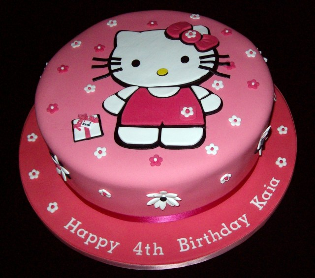 Hello Kitty Birthday Cakes Hello Kitty Cakes Decoration Ideas Little Birthday Cakes