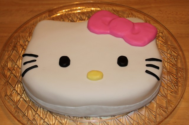 Hello Kitty Birthday Cakes Hello Kitty Fondant Birthday Cakedarn Good Chocolate Cake Recipe