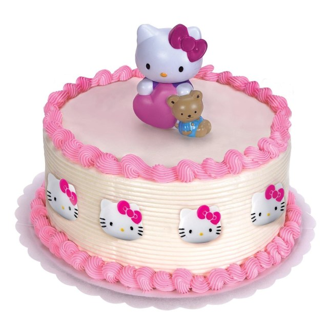 Hello Kitty Birthday Cakes Its Hello Kittys Birthday On 1 November Just Another Excuse For