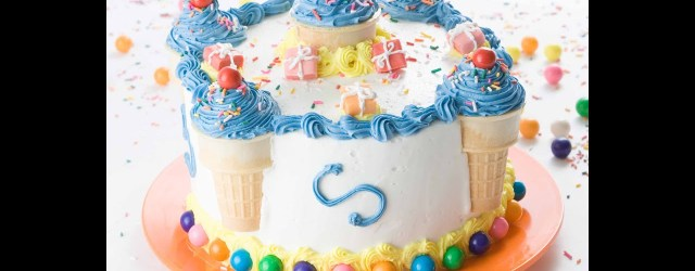 How To Decorate A Birthday Cake Decorate A Birthday Cake In Minutes Youtube