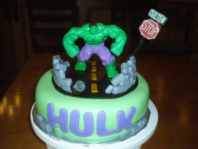 Hulk Birthday Cakes Hulk Cakes Decoration Ideas Little Birthday Cakes