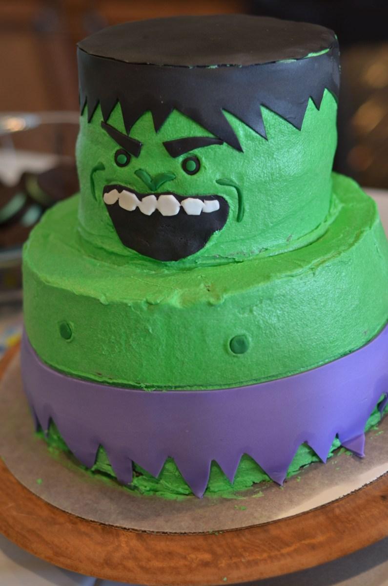 Hulk Birthday Cakes Incredible Looking Cakes Smashing Diy Incredible Hulk Birthday