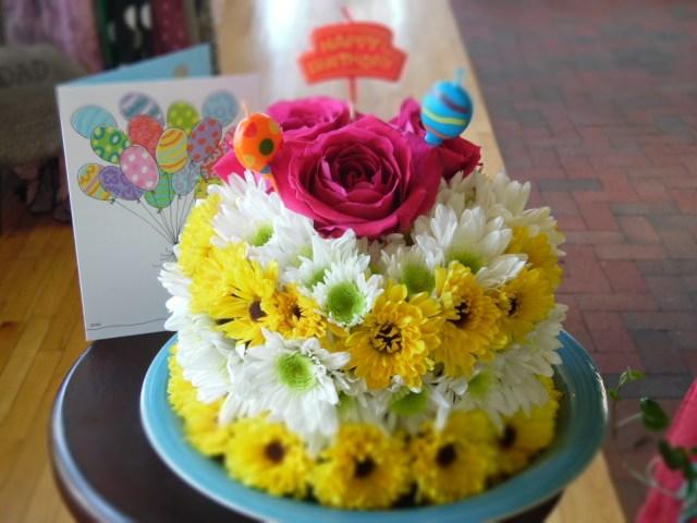 Images Of Happy Birthday Cakes Happy Happy Birthday Cake In Leavenworth Ks Leavenworth Floral