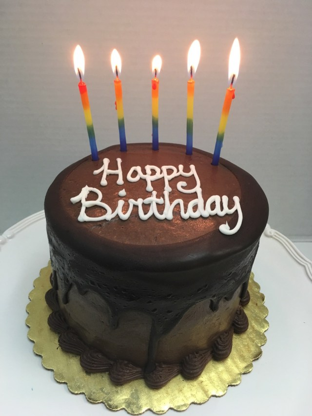 Images Of Happy Birthday Cakes Moist Chocolate Layer Cake Tall Birthday Cake Fort Lauderdale