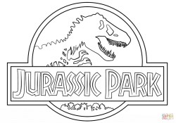 Jurassic Park Coloring Pages Free Printable Jurassic Park Coloring Pages Coloring Home