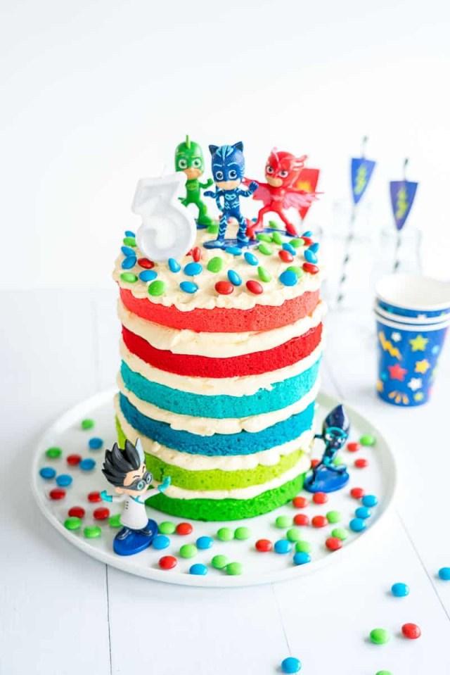 25 Marvelous Image Of Kids Birthday Cake Recipes