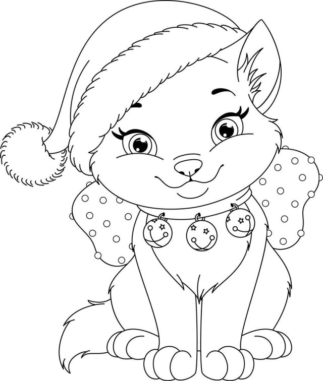 Kitty Cat Coloring Pages 22 Kitty Cat Coloring Pages Printable Collection Coloring Sheets