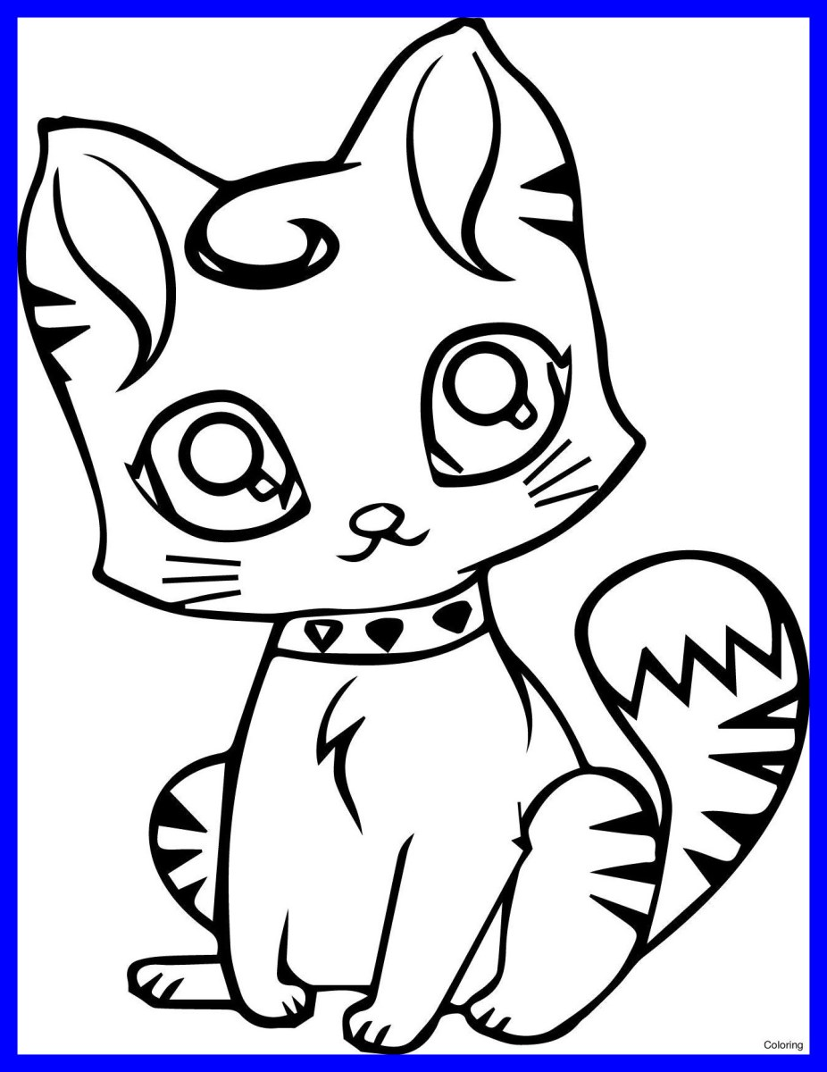 Cat Coloring Pages – coloring.rocks!   1200x926