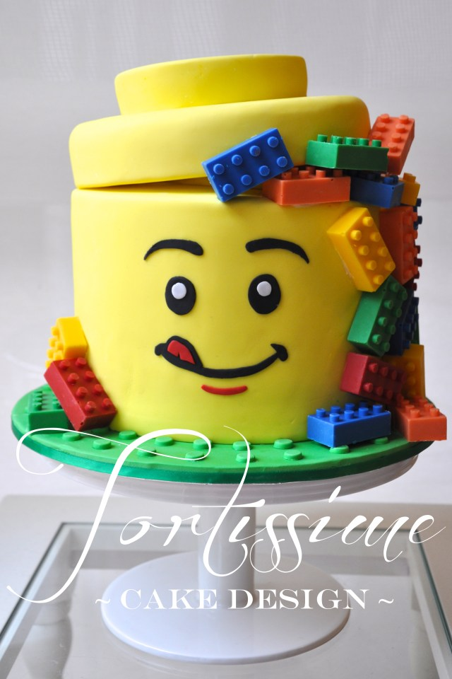 Lego Birthday Cake Ideas Lego Birthday Cake Fomanda Gasa