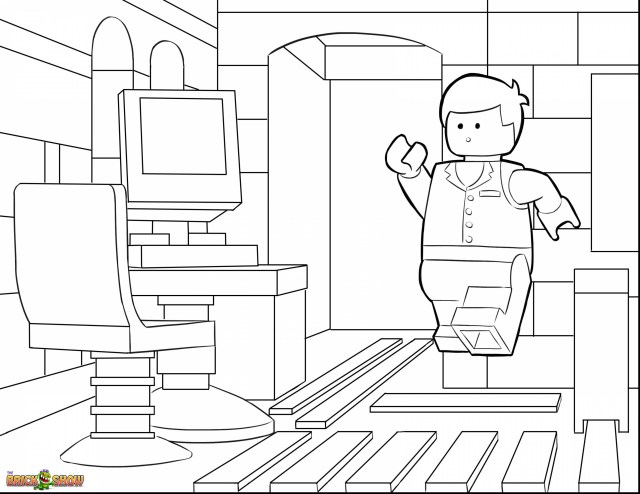Lego Movie Coloring Pages Lego Movie Coloring Pages At Getdrawings Free For Personal Use
