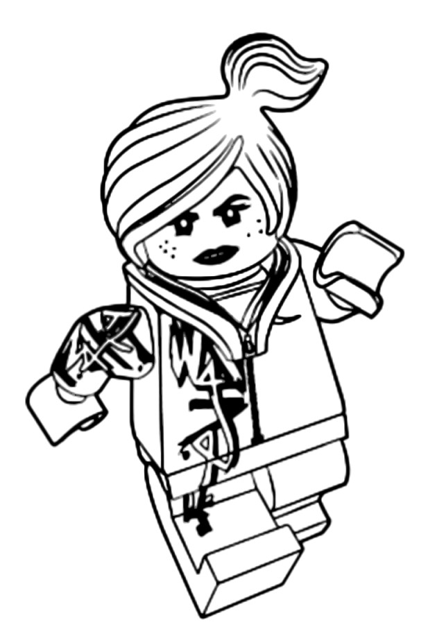 Lego Movie 2 Coloring Pages Pictures - Whitesbelfast   904x640