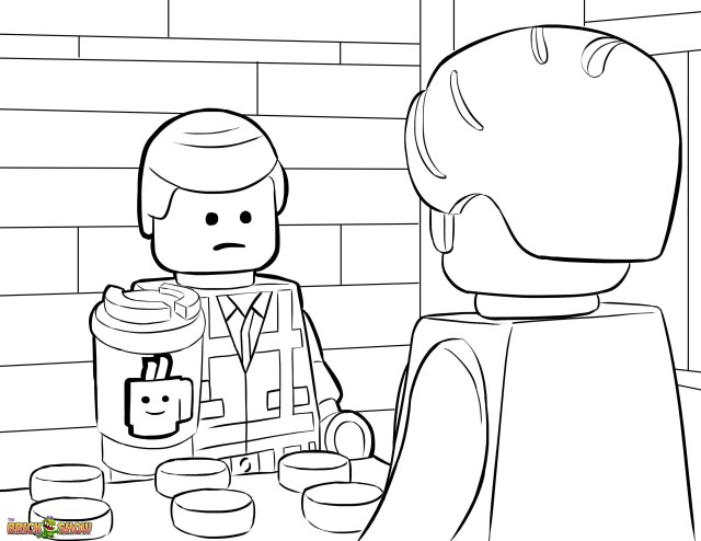 Lego Movie Coloring Pages Lego Movie Coloring Pages Save Last Chance Emmet Pa Unknown Of