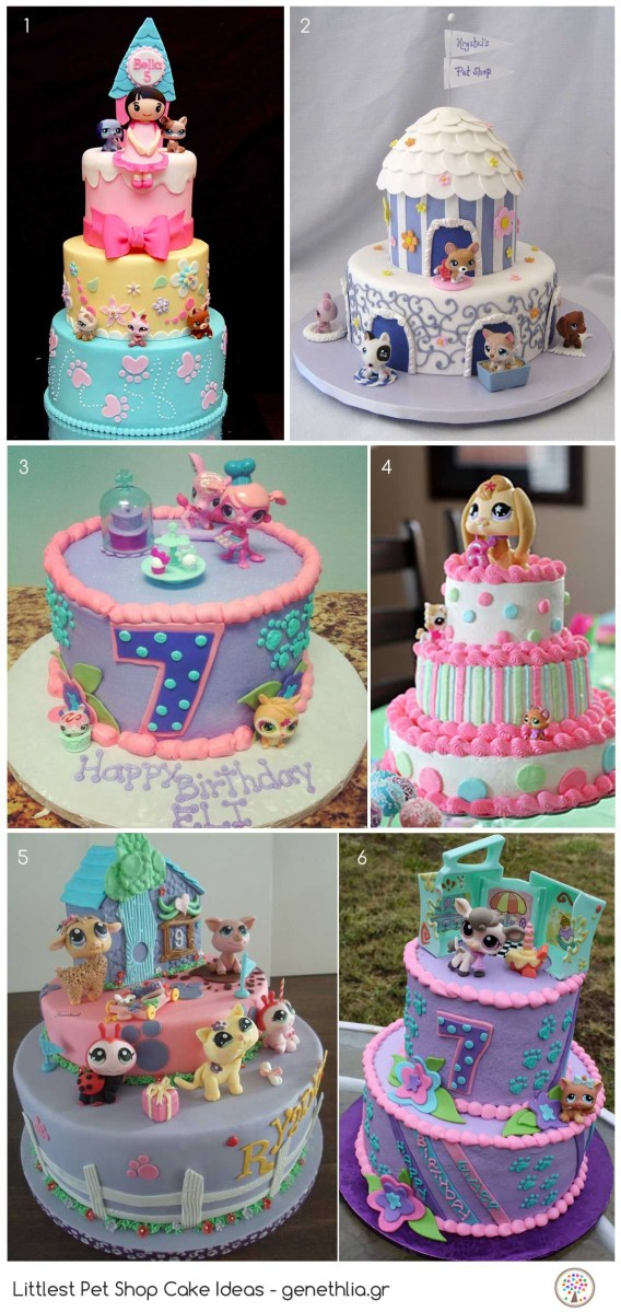 Magnificent Littlest Pet Shop Birthday Cake Littlest Pet Shop Cake Ideas Cakes Funny Birthday Cards Online Elaedamsfinfo