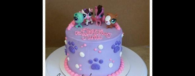 Littlest Pet Shop Birthday Cake Littliest Pet Shop Lps Cake Diy Cake Youtube