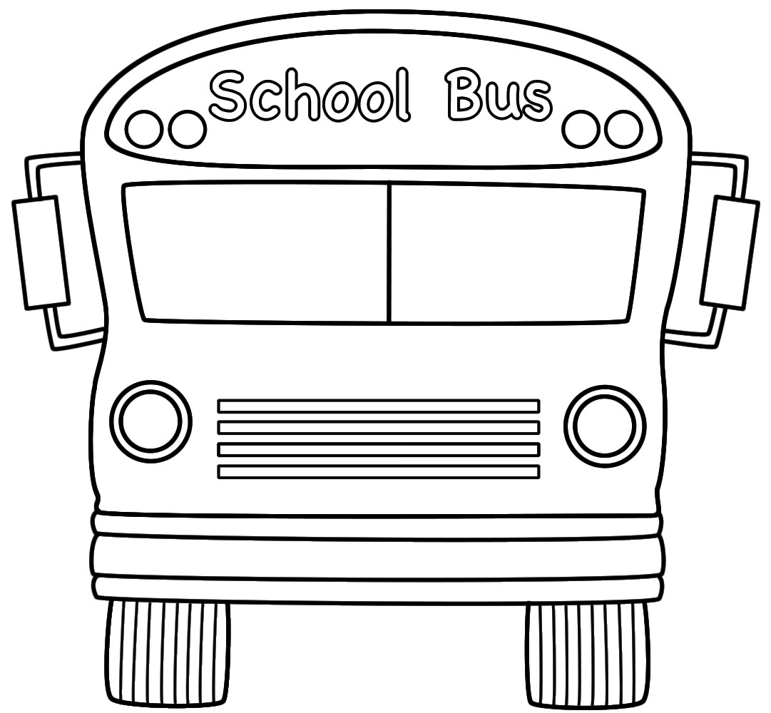 Magic School Bus Coloring Pages Free Printable School Bus Coloring Pages For Kids