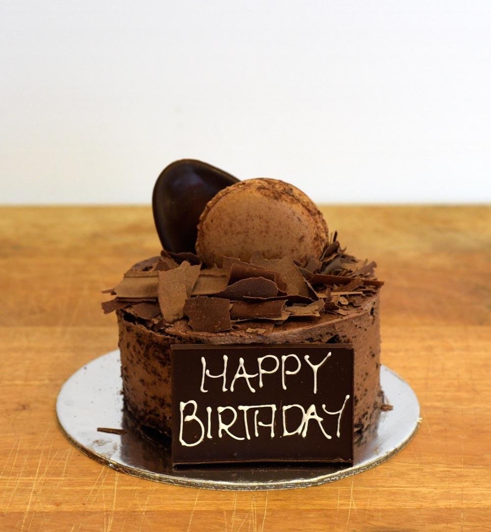 Astonishing Mini Birthday Cake Chocolate Mini Mud Birthday Cake Birijus Com Personalised Birthday Cards Vishlily Jamesorg
