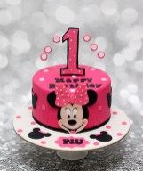 Minnie Mouse Birthday Cakes Minnie Mouse Cake D Cake Creations