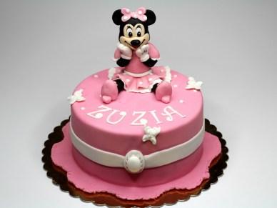 Minnie Mouse Birthday Cakes Minnie Mouse Cakes Decoration Ideas Little Birthday Cakes
