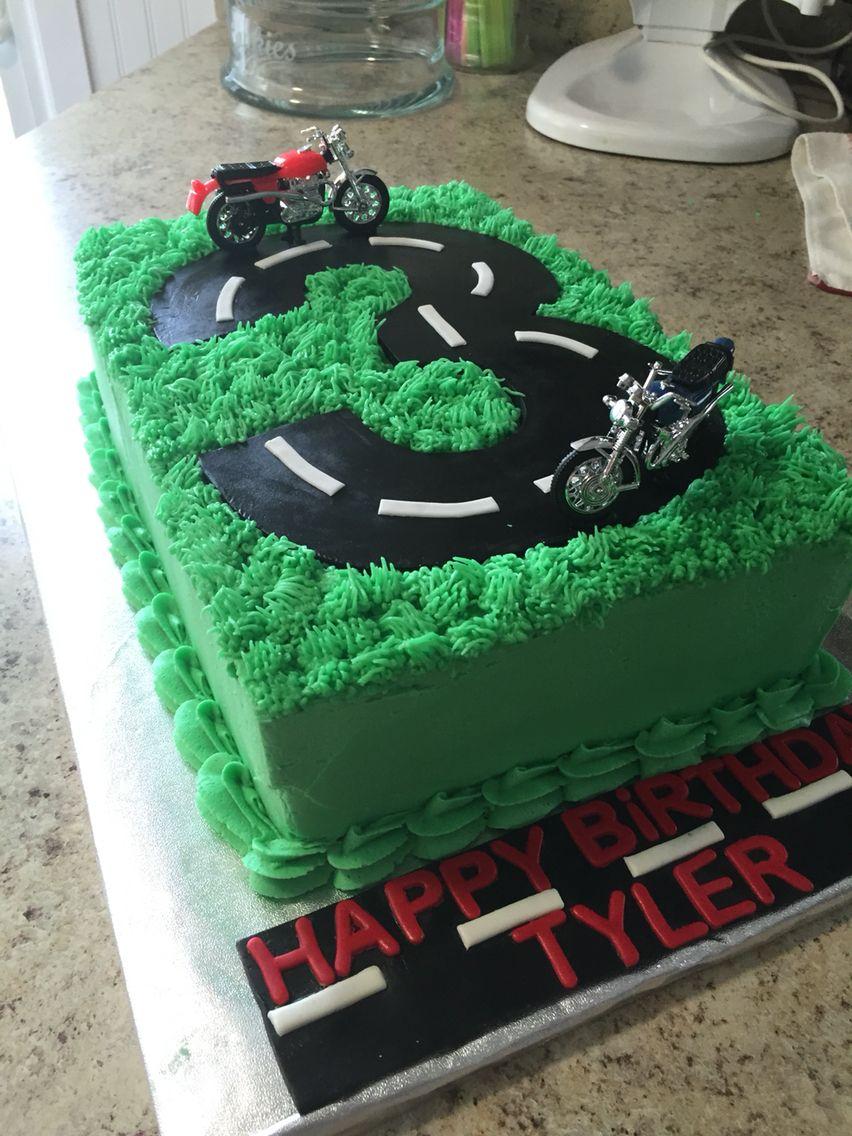 Awe Inspiring Motorcycle Birthday Cake Motorcycle Cake Birthday Cakes Motor Personalised Birthday Cards Epsylily Jamesorg